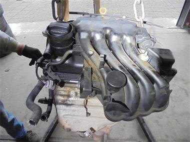 Grote foto vw golf 4 bora seat leon ibiza 1.6 sr motorblok auto onderdelen motor en toebehoren