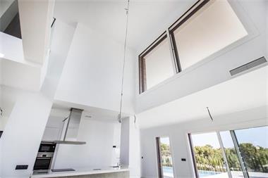 Grote foto moderne zeezicht villa s te finestrat costa blanca vakantie spaanse kust