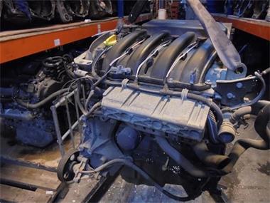 Grote foto renault clio megane scenic 1.4 16v 2003 motorblok auto onderdelen motor en toebehoren