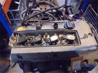 Grote foto mercedes c klasse c 180 2.0 2001 motorblok auto onderdelen motor en toebehoren