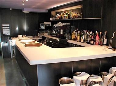 Grote foto first quality restaurant in the center of moraira bedrijfspanden horecapanden te koop