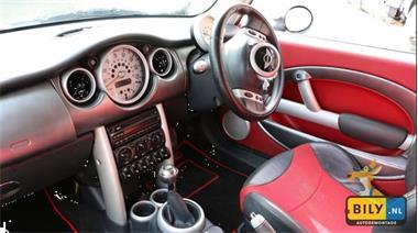 Grote foto in onderdelen mini r50 2003 bij bily sloperij auto onderdelen besturing