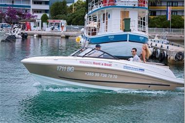 Grote foto bootverhuur van nieuwe bayliner boten in kroati watersport en boten boten verhuur en vakanties