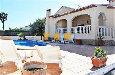 Grote foto nice modern villa in les fonts benitachell . huizen en kamers vrijstaand