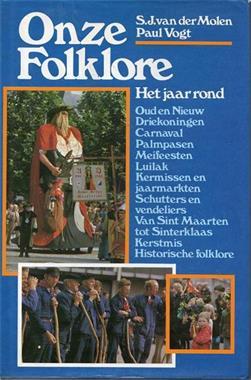 Grote foto onze folklore boeken geschiedenis regio