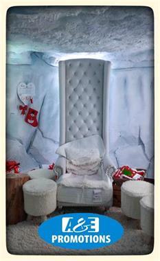 Grote foto winterdecoratie figuren huren antwerpen hasselt diensten en vakmensen bedrijfsuitjes