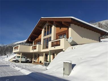 Grote foto vakantiehuis voor wintersport sneeuwzeker vakantie oostenrijk