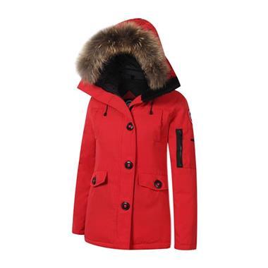 Grote foto nieuw canada goose dames jassen maat xs tot xxxl kleding dames jassen winter