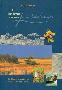 Grote foto uit het leven van een landschap boeken natuur