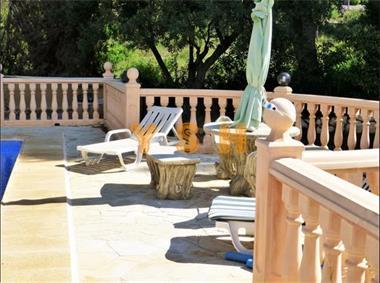Grote foto spacious villa with beautiful garden. huizen en kamers vrijstaand