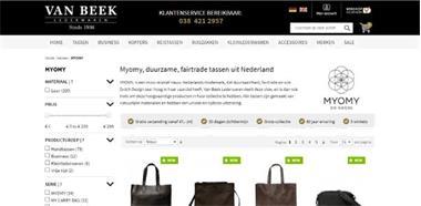 Grote foto my black bag van myomy kleding dames damestassen
