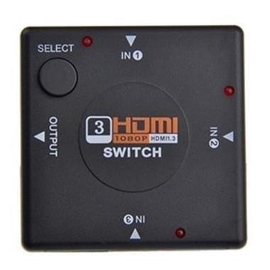 Grote foto 4 poort hdmi switch splitter hub verdeler schakelaar computers en software overige