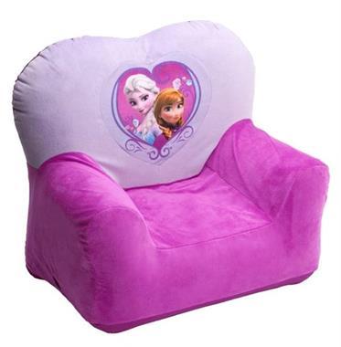 Grote foto kinder fauteuil disney frozen opblaasbaar kinderen en baby complete kinderkamers
