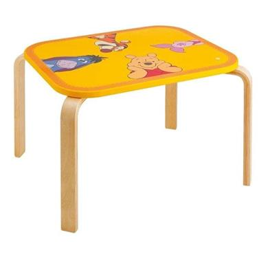 Grote foto winnie the pooh tafel kinderen en baby overige