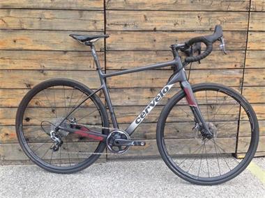 Grote foto cervelo c3 54cm carbon disc brake racefiets fietsen en brommers herenfietsen