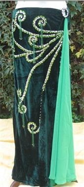 Grote foto buikdanskostuums op maat gemaakt kleding dames overige dames kleding