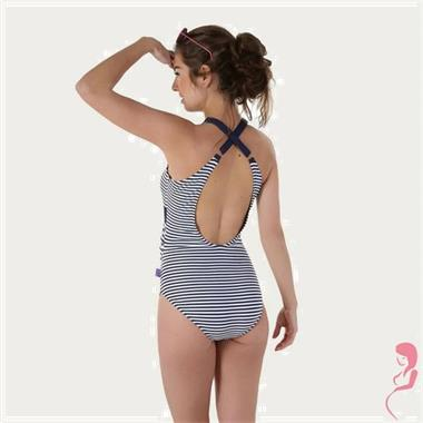 Grote foto petit amour zwangerschapsbadpak anya kleding dames badmode en zwemkleding