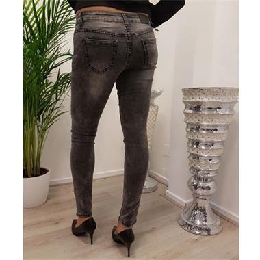 Grote foto jeans voor dames kleding dames spijkerbroeken en jeans