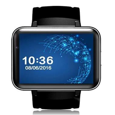 Grote foto domino dm98 moderne smartwatch groot scherm telecommunicatie smartwatches