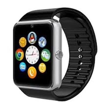 Grote foto gt08 actieve smartwatch met stappenteller telecommunicatie smartwatches