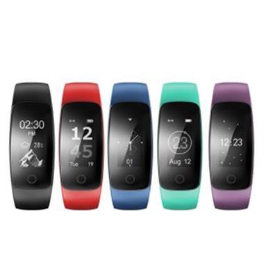 Grote foto id107 plus smartwatch stappenteller telecommunicatie smartwatches
