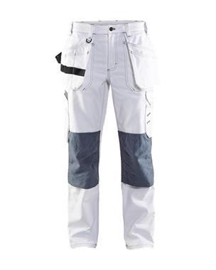 Grote foto dames schildersbroek kleding dames broeken en pantalons