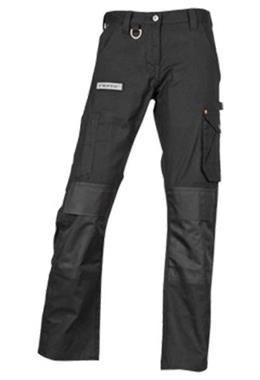 Grote foto t riffic ego worker kleding dames broeken en pantalons