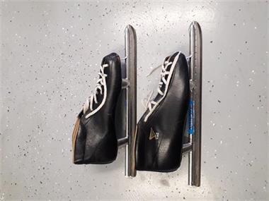 Grote foto in goede staat verkerende schaatsen noren sport en fitness schaatsen