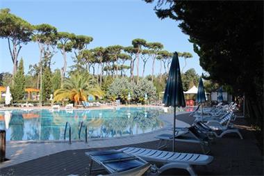 Grote foto viareggio toscane luxe mobile homes vakantie italie