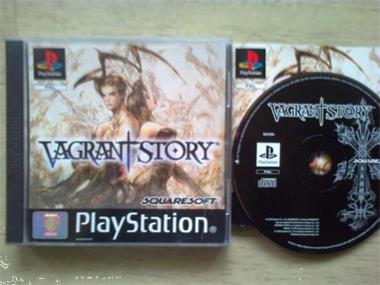 Grote foto ps1 rpg vagrant story spelcomputers games playstation