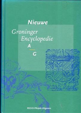 Grote foto nieuwe groninger encyclopedie 3 delen 1056 pag. boeken encyclopedie n