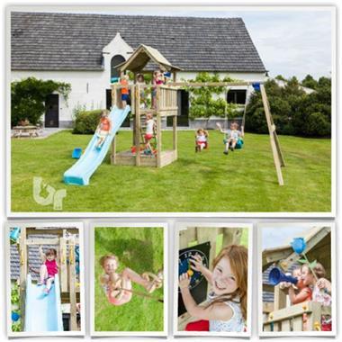 Grote foto speeltoestellen blue rabbit 1.0 kinderen en baby houten speelgoed