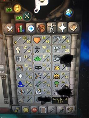 Grote foto os runescape accounts te koop spelcomputers games pc