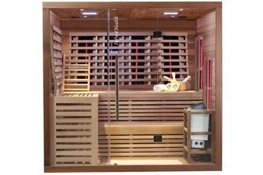 Grote foto jacuzzi of sauna kopen agrarisch algemeen