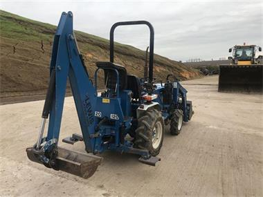 Grote foto tractor new holland i2 20 accessoire agrarisch tractoren