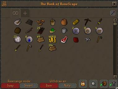 Grote foto oldschool runescape account spelcomputers games pc