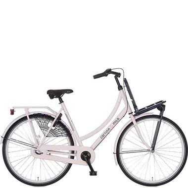 Grote foto cortina milo damesfiets transport fietsen en brommers damesfietsen