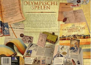 Grote foto het mooiste van de olympische spelen dvd boeken sport
