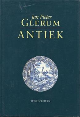 Grote foto antiek jan pieter glerum boeken overige boeken