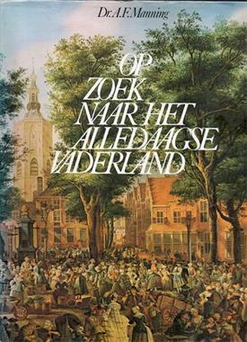 Grote foto op zoek naar het alledaagse vaderland boeken geschiedenis vaderland