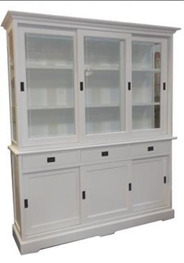 Grote foto witte buffetkast 180cm breed gratis bezorgd huis en inrichting buffetkasten