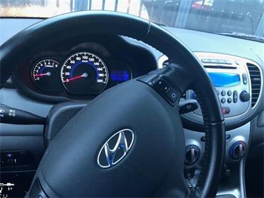 Grote foto hyundai i10 1.2 i catcher luxe editie auto auto hyundai