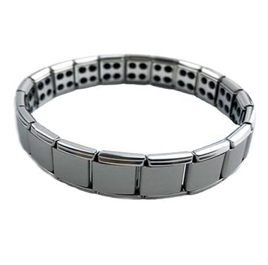 Grote foto flexibele armband van titanium met germanium diensten en vakmensen alternatieve geneeskunde en spiritualiteit