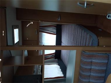 Grote foto knaus sudwind 400 fd 2006 2009 caravans en kamperen caravans