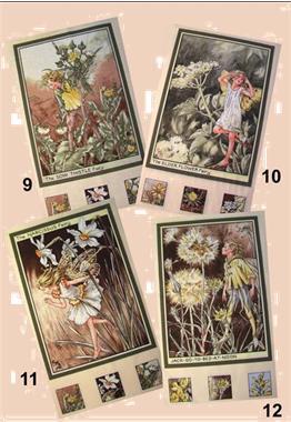 Grote foto flower fairy elfjes 200 amerikaanse stoffen hobby en vrije tijd stoffen en lappen
