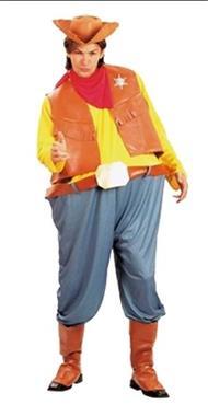 Grote foto kostuum pistolen paultje carnaval cowboypak kleding dames carnavalskleding en feestkleding