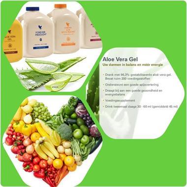 Grote foto alo vera meer energie meer leven meer jij beauty en gezondheid voedingssupplementen