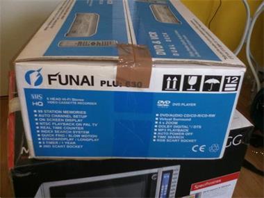 Grote foto videorecorder met dvd speler audio tv en foto videospelers en videorecorders