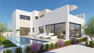 Grote foto luxe moderne villa op maat huizen en kamers nieuw europa