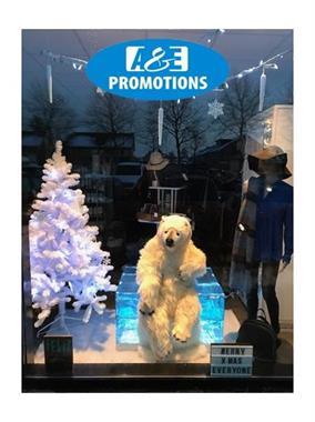 Grote foto verhuur ijs decoratie ijsbar verhuur antwerpen diversen kerst